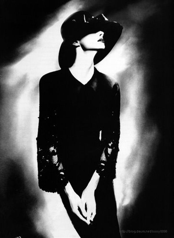 "Photographer ""Lillian Bassman: Women"" Photographer Lilian Bassman, ""I was interested in developing a method of printing on my own, even before I took photographs,"" Ms. Bassman told B magazine in 1994. ""I wanted everything soft edges and cropped."" She was interested, she said, in ""creating a new kind of vision aside from what the camera saw."". Basically, before someone even thought of it, Bassman created her own version of modern day Photoshop, She died earlier this year she was 94!"