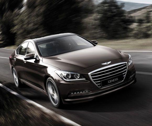 2015 Hyundai Genesis - Exterior