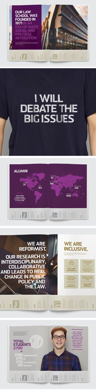 University of NSW – Law Credentials brochure