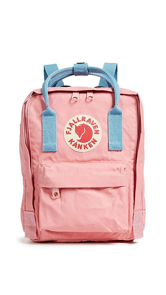 54cb174e4 Fjallraven Kanken Mini Backpack   15% off 1st app order use code: 15FORYOU