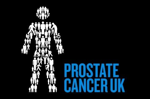 I like this poster for prostate cancer UK because they have used a silhouette of a man made out of much smaller men