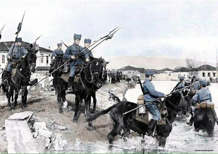 Husares austro-hungaros