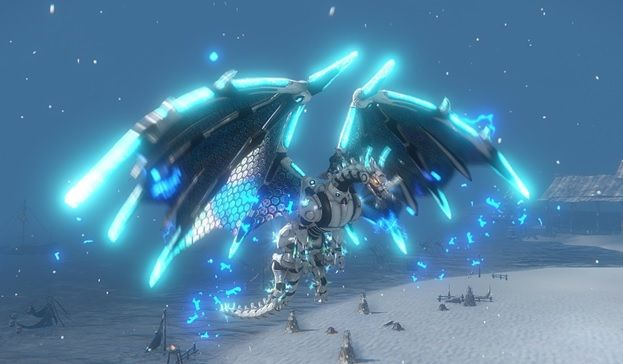 Image result for riders of icarus mecha cat
