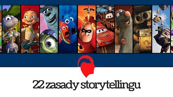 Dla wszystkich, zajmujących się tematem storytellingu oraz wielbicieli bajek - 22 złote zasady kreowania historii http://bit.ly/story-22