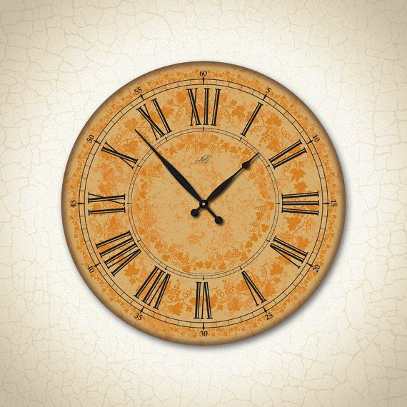 62 best Clocks for Every Wall images on Pinterest