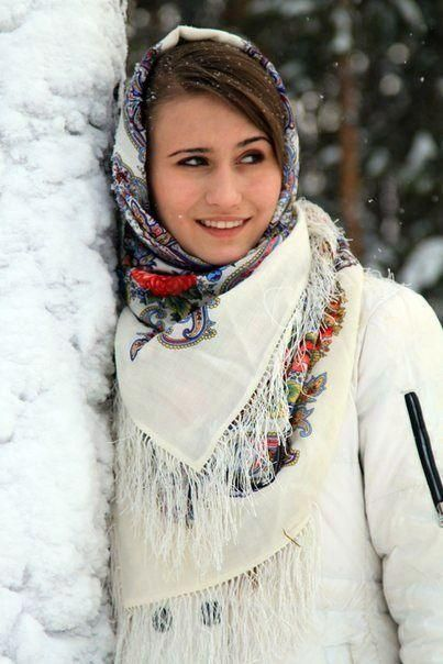 Girl from Volokolamsk