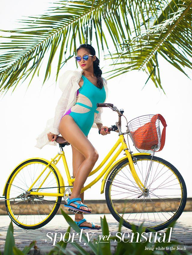 Tara Basro, Gaya Sporty dan Sensual Saat Liburan di Pantai: Page 2 of 5 | FIMELA