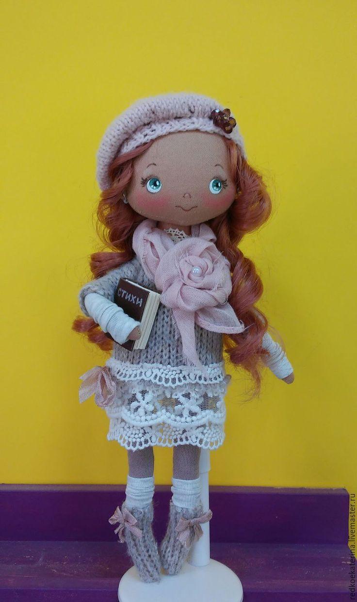 Купить Есения - комбинированный, кукла для девочки, кукла в подарок, интерьерная…