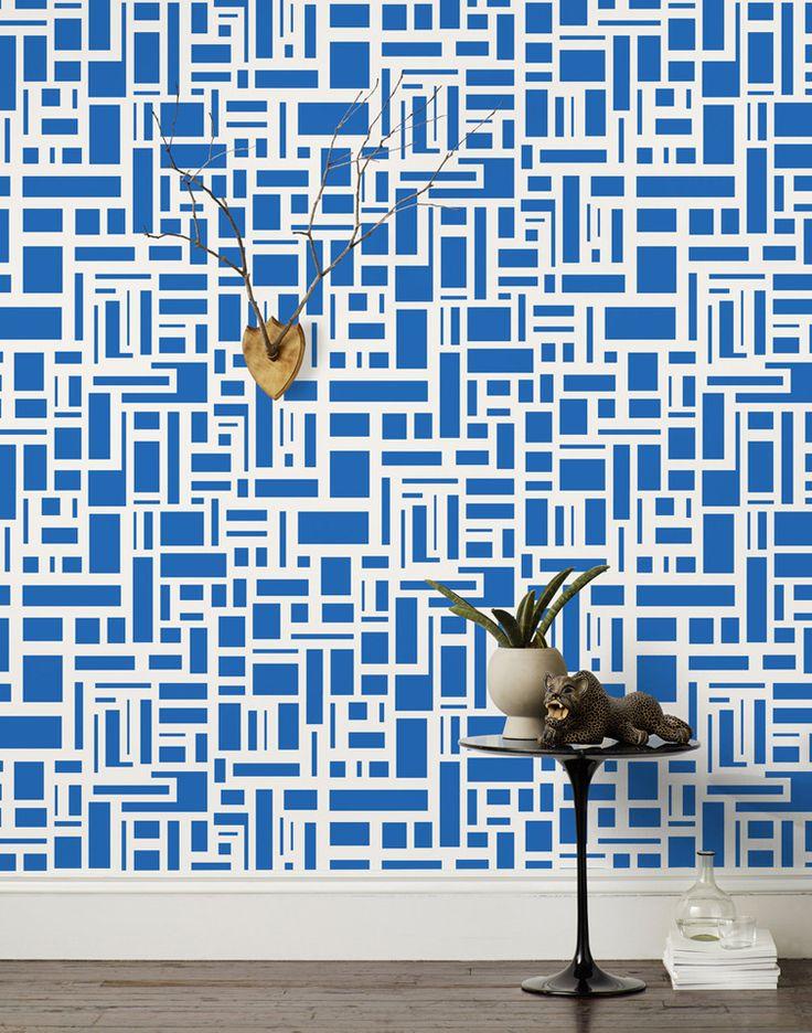 Die besten 25+ Hygge and west Ideen auf Pinterest Goldene tapeten - wohnzimmer tapete blau
