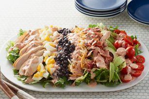 Salade Cobb à la mode du Sud-Ouest