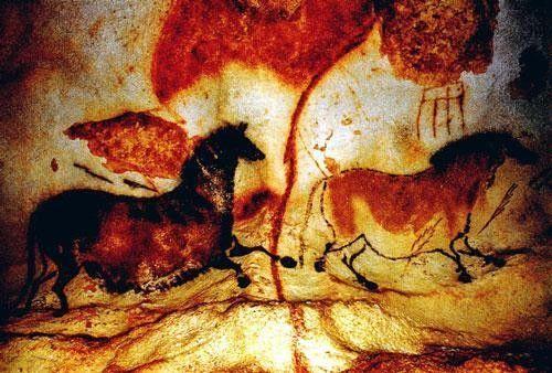 """Les Grottes De Lascaux, """"Chapelle Sixtine Préhistorique"""" - 17 000."""
