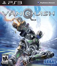 Directed by Shinji Mikami, the creator of the Resident Evil series, comes Vanquish a sci-fi shooter of epic proportions. The story of Vanquish takes place on a vast space station in a near future world where nations war over the planet's remaining energy resources. Against this backdrop, players take the role of Sam Gideon, a government agent kitted out with a futuristic battle suit. A versatile fighter with a huge arsenal of weaponry at his disposal, Sam also has an array of martial arts...