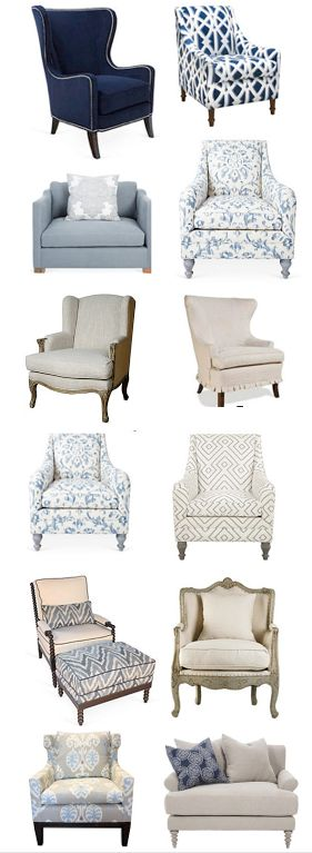Sofas, chairs, chaises, daybeds, etc. One week sale,ends Wednesday #SofaChair