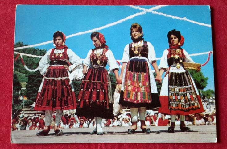 0.038# POSTCARD PORTUGAL Viana do Castelo (Costumes Regionais)