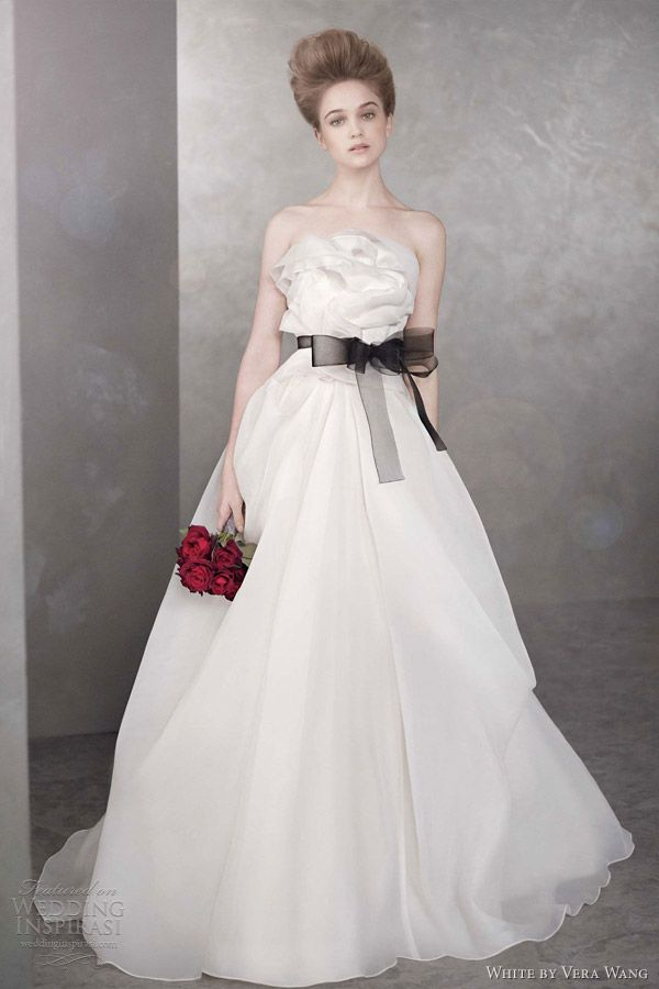 White by Vera Wang Spring 2012