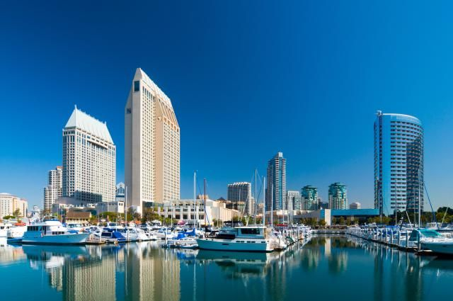 San Diego Week Vacation Itinerary - sights, tours, activities, suggestions for things to do and see