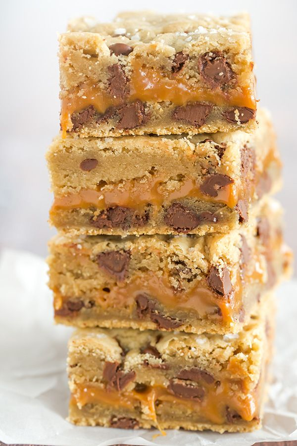 ... Chocolate Chip Bars on Pinterest | Chocolate Chips, Pumpkin Chocolate