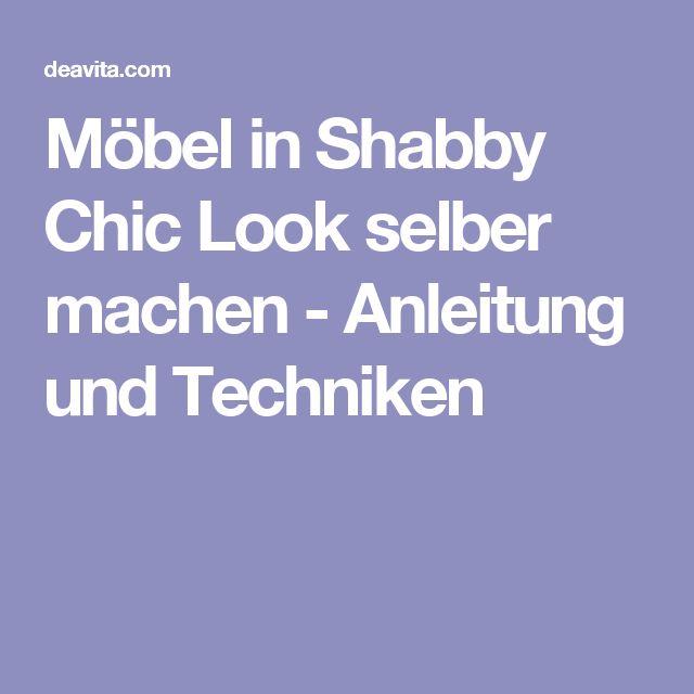 the 25+ best shabby möbel ideas on pinterest | shabby chic möbel, Möbel