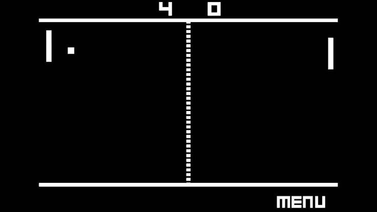 19-pong #retro games