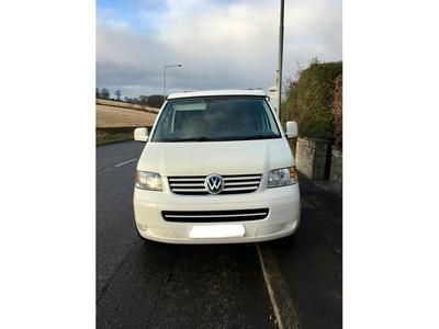 2008 VOLKSWAGEN TRANSPORTER T5 2.5 TDI 130PS Diesel in Linlithgow | Auto Trader Motorhomes