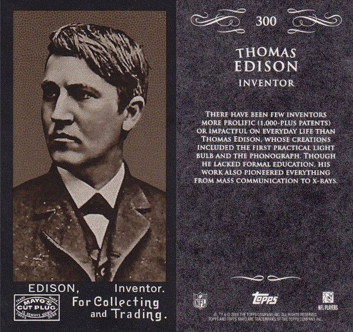 thomas edison and modern america essay Thomas alva edison was born on february 11, 1847 in milan, ohio the youngest son of a modest family, he received most of his education from his mother and from himself at the age of twelve, he left school for good his first job was that of a candy butcher on the grand trunk railroad around the.