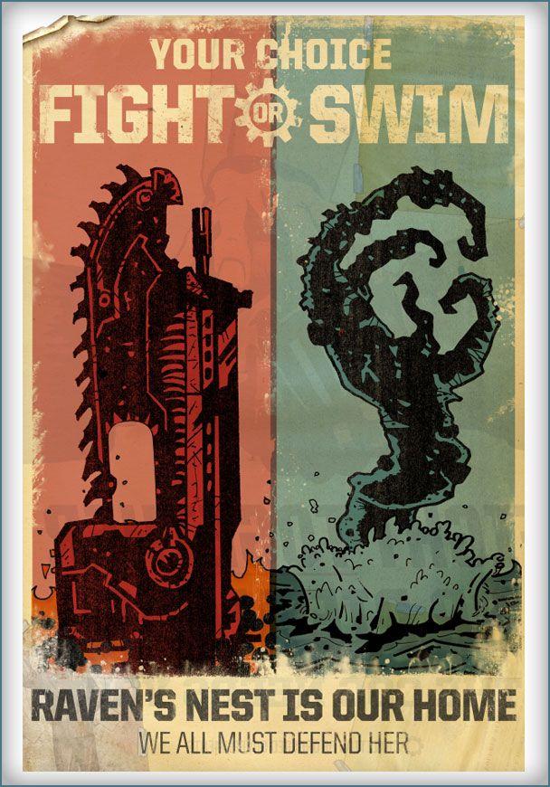gears of war poster - Поиск в Google