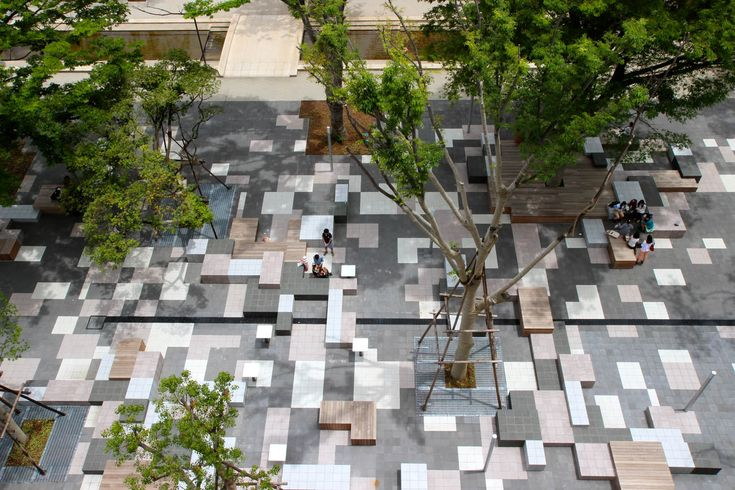 Works places to visit for Terraplan landscape architects