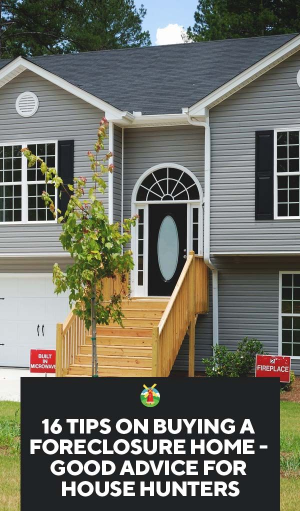 16 Tips On Buying A Foreclosure Home For House Hunters Buying A