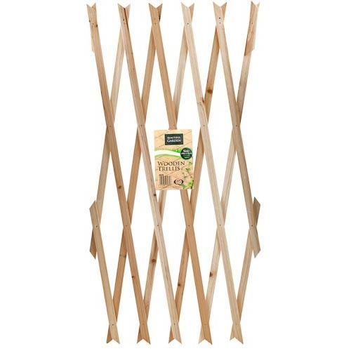 6ft Wooden Trellis | Poundland