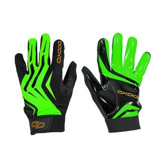 OXDOG GATE GOALIE GLOVES green/black