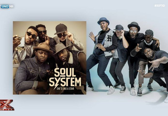 X Factor 10 Gli Inediti – Soul System cantano She's Like a Star [Testo e Video]