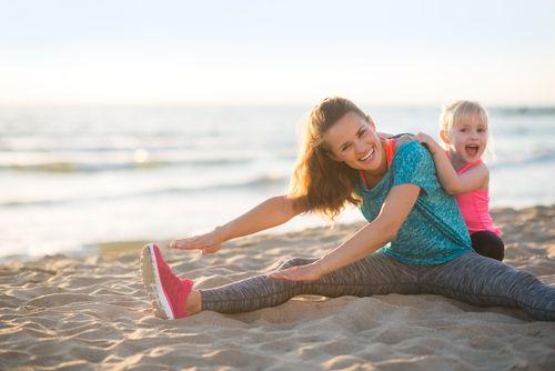 The Fit Mum Revolution - Natvia.com Article