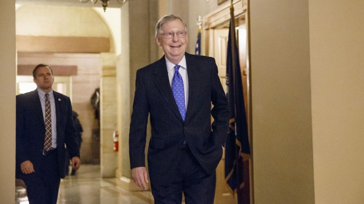 They will live to regret it: GOP officially puts McConnell in charge of the Senate; Reid to continue leading the Dems  Bay State Conservative News on Facebook - https://www.facebook.com/pages/Bay-State-Conservative-News/232712126794242