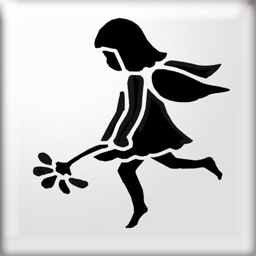 Fairy And Butterfly Stencils : Best images about template royal icing on pinterest