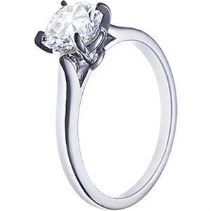 ソリテール 1895 エンゲージメント リング - Cartier(カルティエ)の婚約指輪