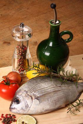 Daurade au four: recette Daurade au four, aftouch-cuisine