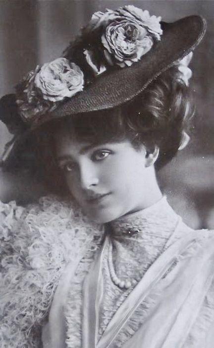 La stella del passato - Lily Elsie (1886 - 1962). Discussione sul blog di lavoro