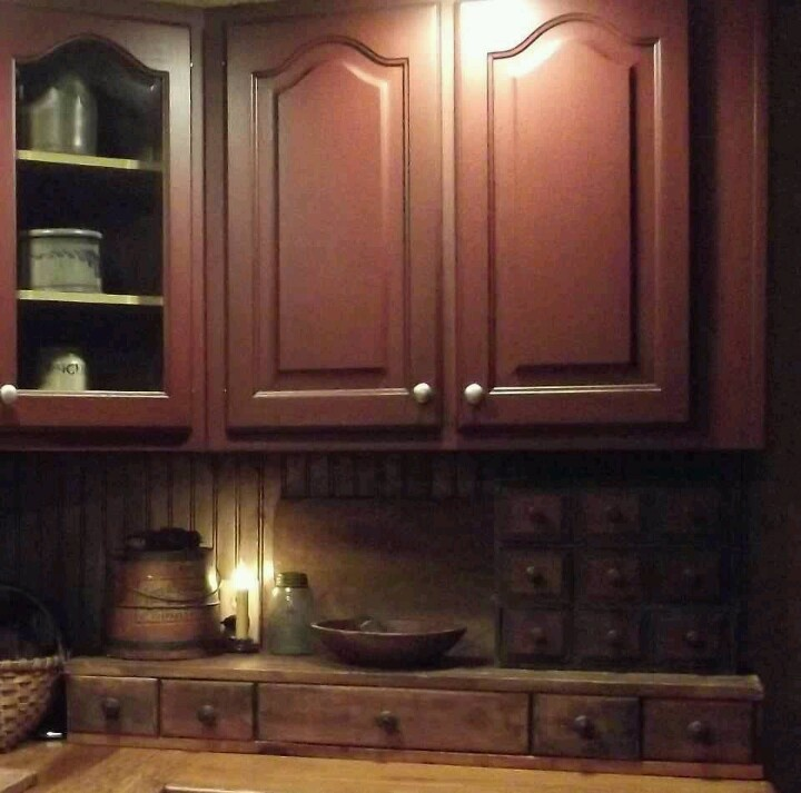 primitive painted kitchen cabinets 33 best images about bead board on black 24943