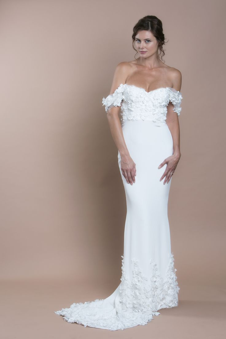 The Lily Gown Trish Peng Bloom Collection