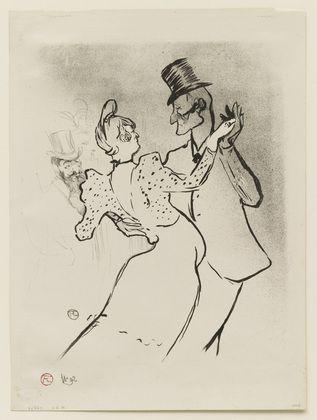 Henri de Toulouse-Lautrec. La Goulue. 1894