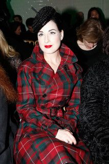 Tartan Looks in Honor of the Scotland Vote for Independence — Vogue