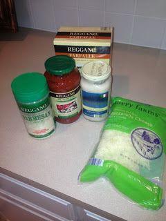 Wishes do come true...: Baked Ziti Aldi recipes @Lori Bearden Amendola Baraldi USA