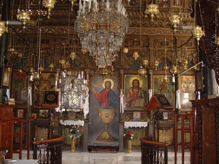 Panagia Petras Church Lesvos Greece