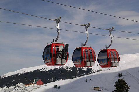 snow turkey tourism
