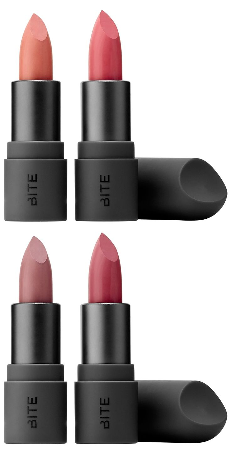 Gotta love a good deal especially when it comes in pairs. These new $15 Bite Beauty The Perfect Pair Amuse Bouche Lipstick Sets gift you with not one but t