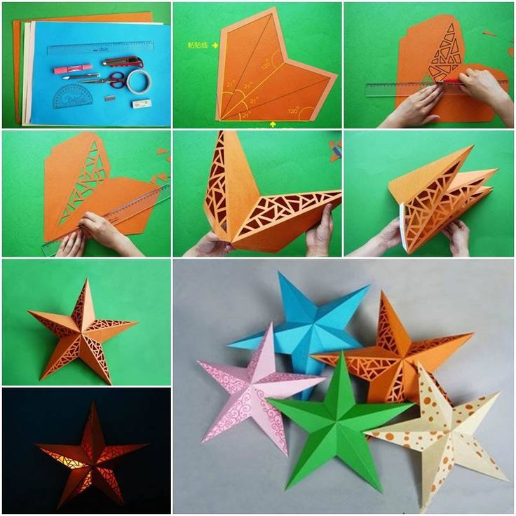 83 best projects to try images on pinterest creative ideas diy star light shade aloadofball Gallery
