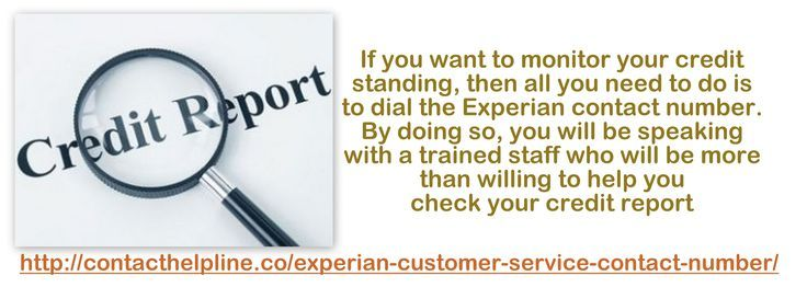 For People Who Want To Know Their Credit Score Just Calling The