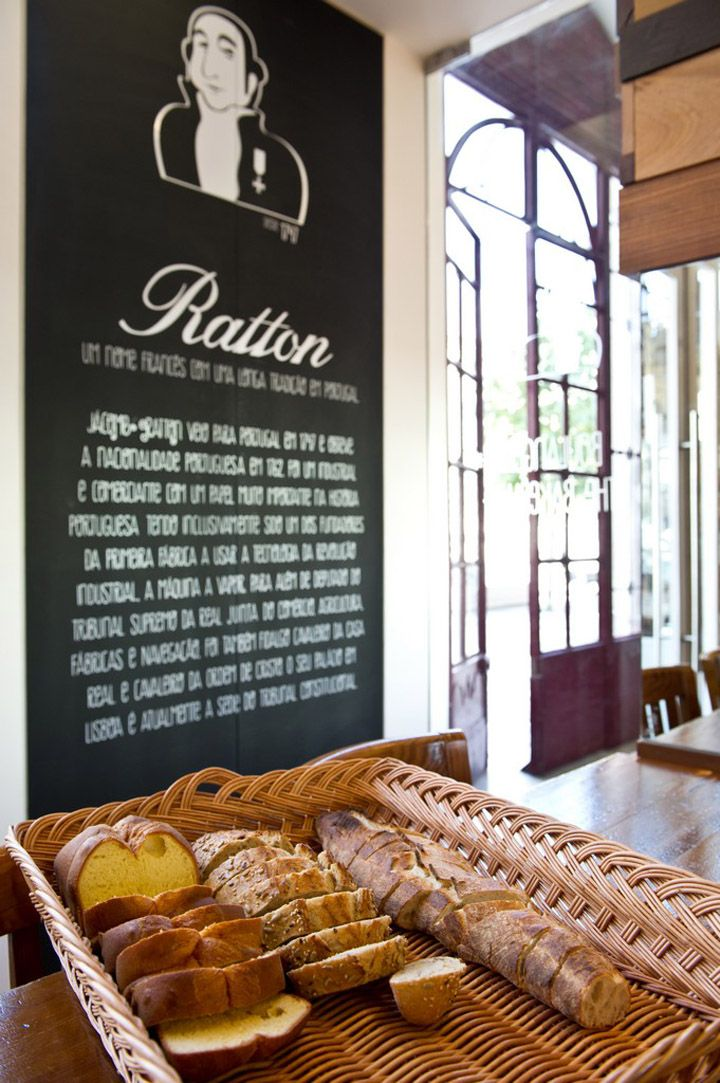 Ratton bakery, Lisbon by S3 ARQUITECTOS