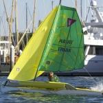 Triak Sailing Kayak. GWS