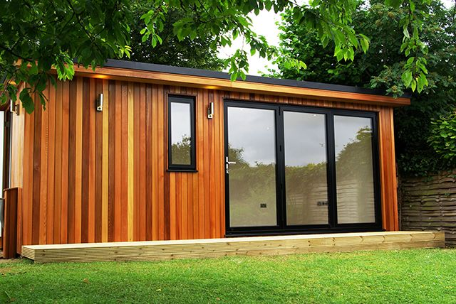 78 images about garden rooms with seperate shed store on for Sips garden buildings